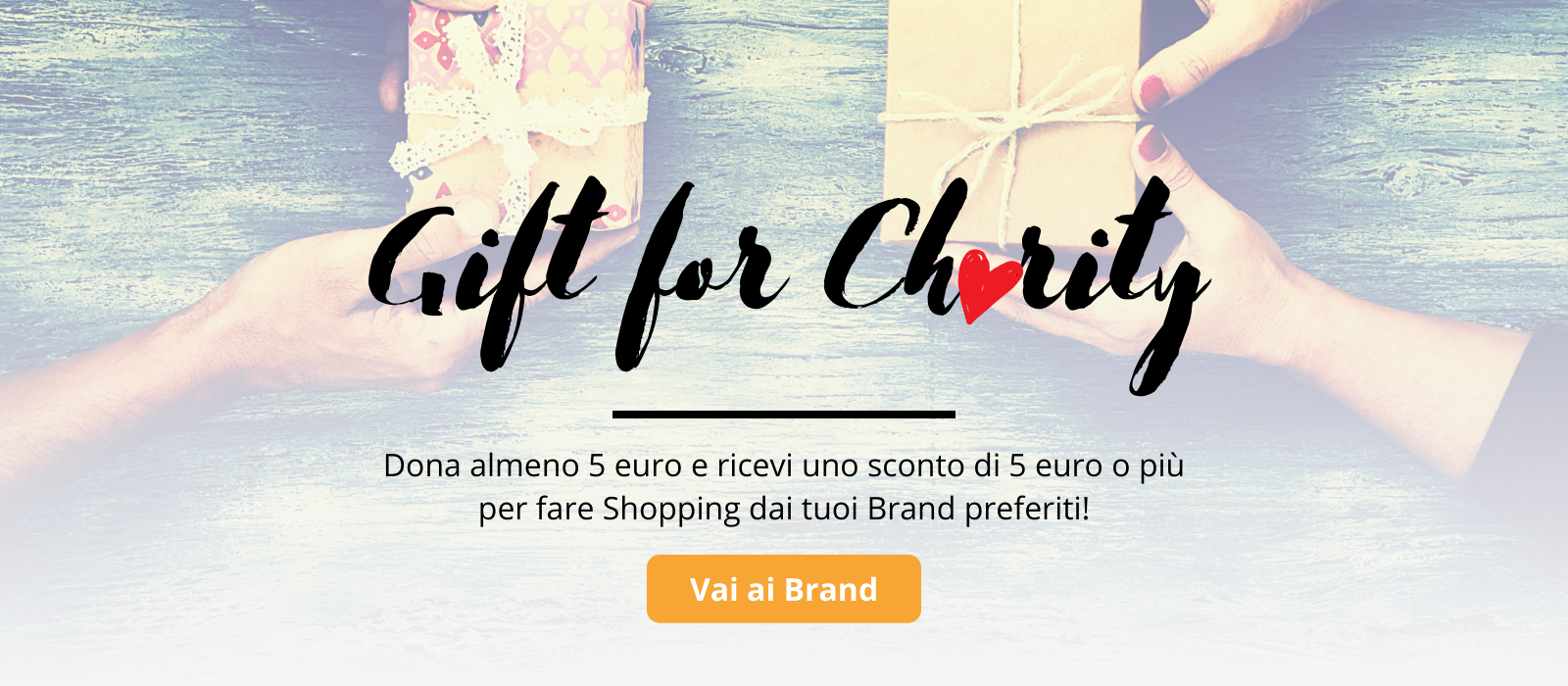 Gift for Charity_home page